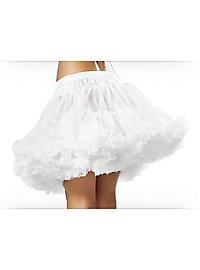 Petticoat weiß groß kurz