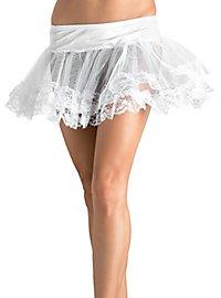 Petticoat white short