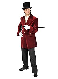 Phileas Fogg Costume