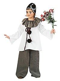 Pierrot Déguisement Enfant