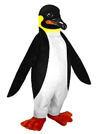 Pingouin impérial Mascotte