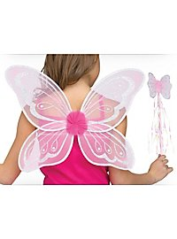 Pink Fairy Accessory Kit for Kids