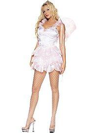 Pink Flower Pixie Costume