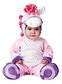 Pink Pony Baby Costume