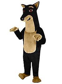 Pinscher Mascot