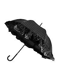 Pinstriped Umbrella