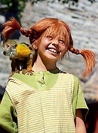 Pippi Langstrumpf Perücke