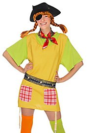Pippi Longstocking in the South Seas Pirate Costume Accessory Set