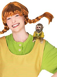 Pippi Longstocking Mr. Nilsson shoulder figure