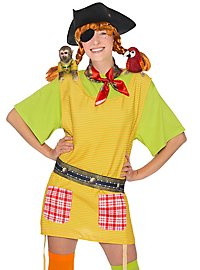 Pippi Longstocking parrot Rosalinda shoulder figure