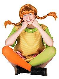 Pippi Longstocking Wig