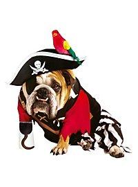 Pirat Hundekostüm