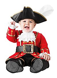 Pirate Captain Baby Costume