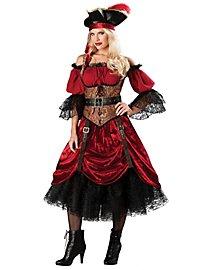 Pirate Costume Victorian Buccaneer Lady