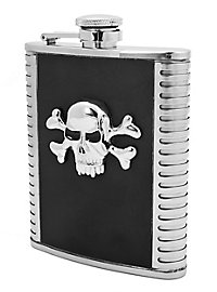 Pirate Hip Flask