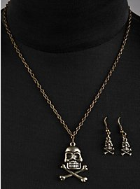 Pirate Jewelry gold