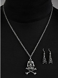 Pirate Jewelry silbern