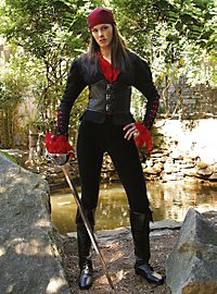 Pirate Lady Deluxe Costume