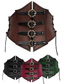 Bodice belt - Privateer black