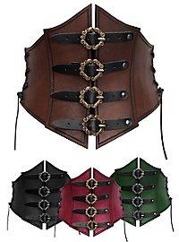 Bodice belt - Privateer black