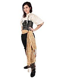 Pirate Sash gold