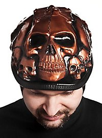 Pirate Skull Crazy Helmet