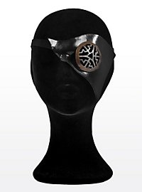Pirate steampunk Masque en cuir