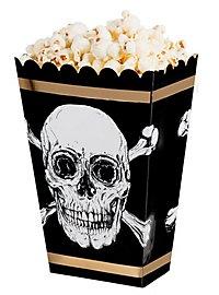 Piraten Popcorntüten 4 Stück