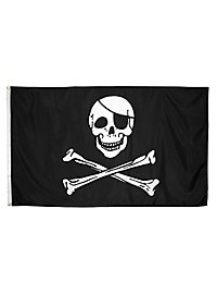 Piratenflagge klein