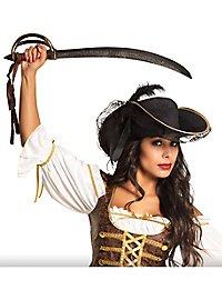 Piratensäbel aus Kunststoff