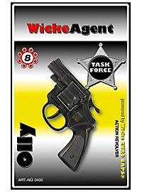 Pistole Olly, 8-Schuss