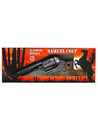 Pistolet Samuel Colt, 12 coups