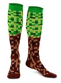 Pixel Brick Socks