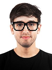 Pixel Glasses black
