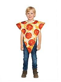 Pizza Stück Kinderkostüm