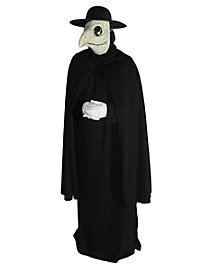 Plague Doctor Costume with Mask