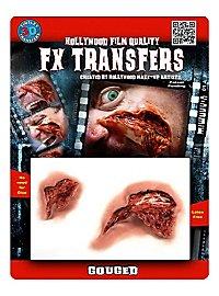 Plaie profonde 3D FX Transfers