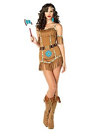 Plains Indian Beauty Costume