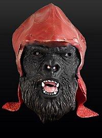 Planet der Affen Gorilla Krieger Affenmaske