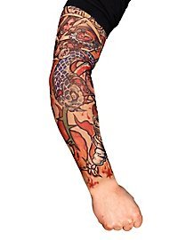 Player Tattoo Sleeve