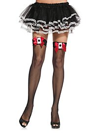 Playing Card Stay up Stockings