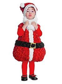 Plush Santa Baby Costume