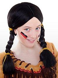 Pocahontas Indian Kids Wig