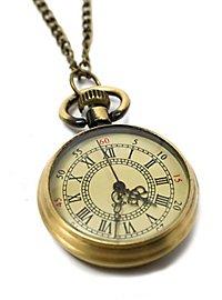 Pocket watch banker
