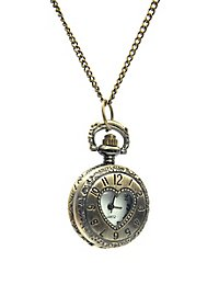 Pocket watch Forget-me-not
