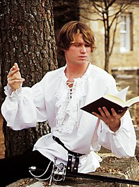 Poet Shirt white