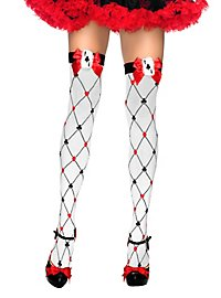 Poker Stockings checkered