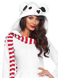 Polar Bear Hoodie Dress