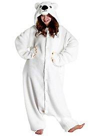 Polar Bear Kigurumi Costume