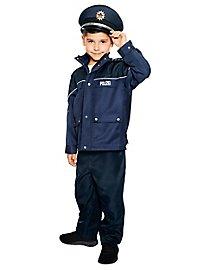 Police Child Costume